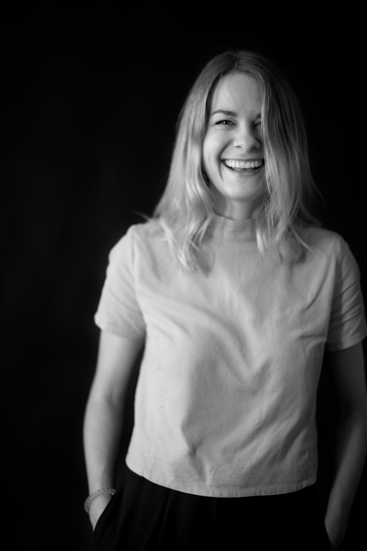 Portrait of Silvia Weber